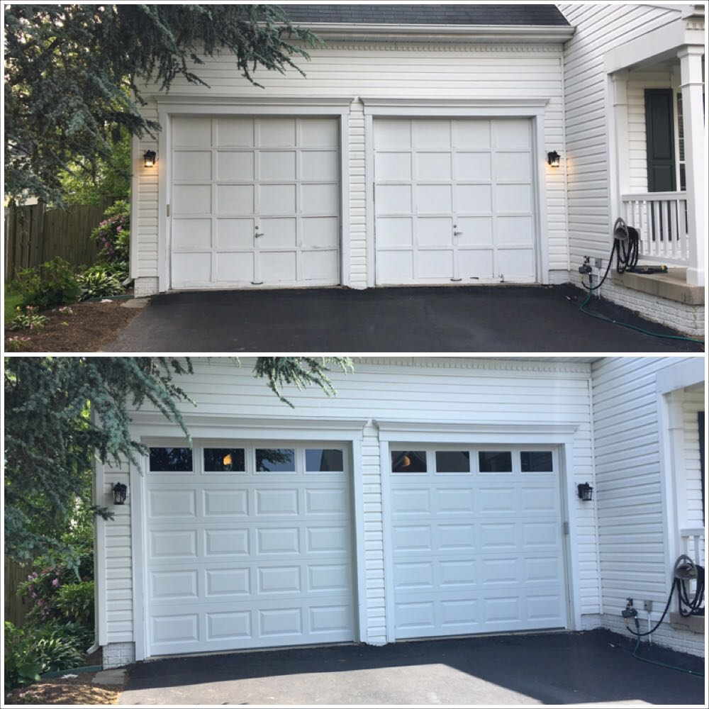 Gallery mac garage doors our past projects rubansaba